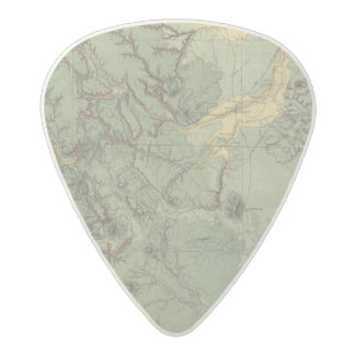 Economical Features of Colorado 2 Acetal Guitar Pick