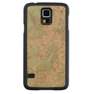 Economical Features of Colorado 2 Carved Maple Galaxy S5 Case