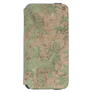 Economical Features of Colorado 2 iPhone 6/6s Wallet Case