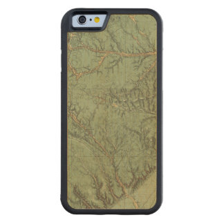 Economical Features of Colorado and New Mexico Carved® Maple iPhone 6 Bumper Case