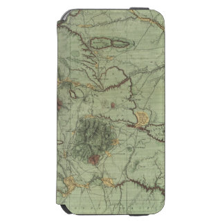 Economical Features of New Mexico iPhone 6/6s Wallet Case