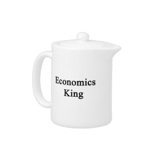 Economics King Teapot