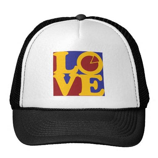 Economics Love Mesh Hats