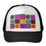 Economics Pop Art Hats