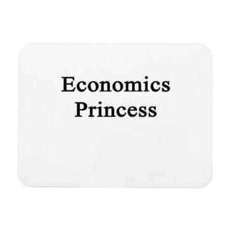 Economics Princess Rectangular Photo Magnet