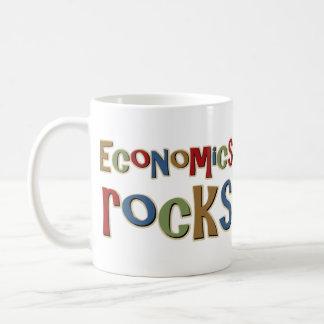 Economics Rocks Coffee Mug