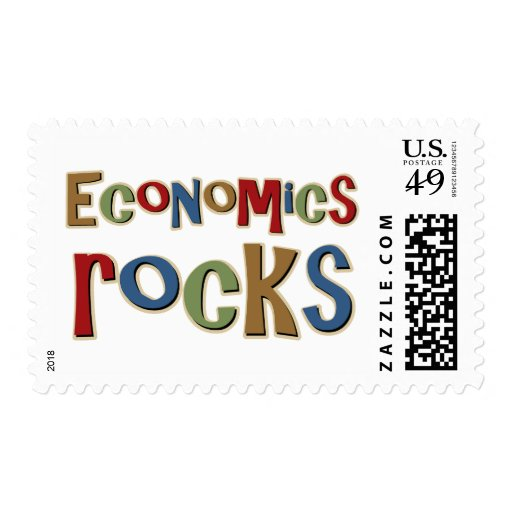 Economics Rocks Stamps