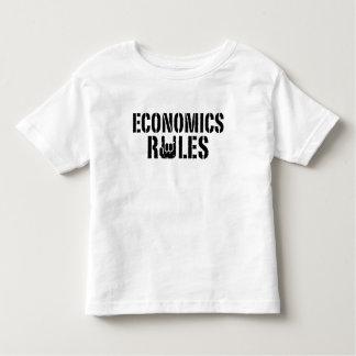 Economics Rules Toddler T-shirt