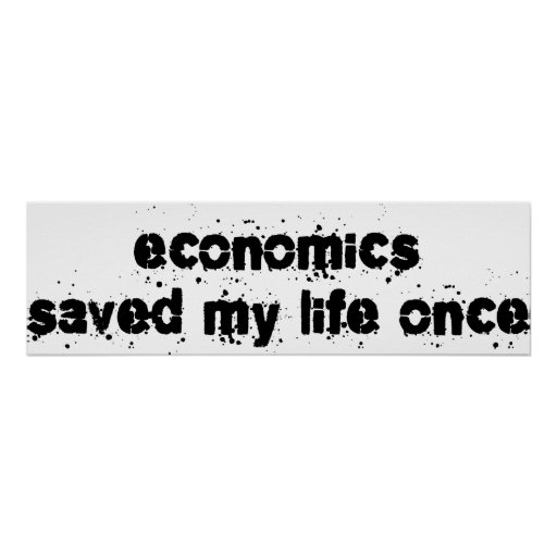 economics in my life This project allows students to dig into a topic of interest deeper to creatively present their findings to their peers the project can be completed in partners or groups of 3 to 4 if you have larger class.