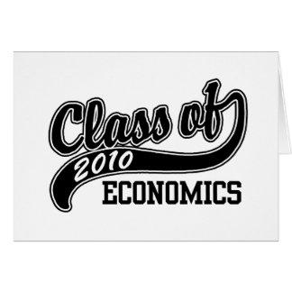Economics Student Card