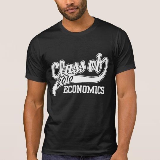 Economics Student T-Shirt