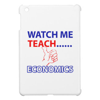 ECONOMICS teacher design Case For The iPad Mini