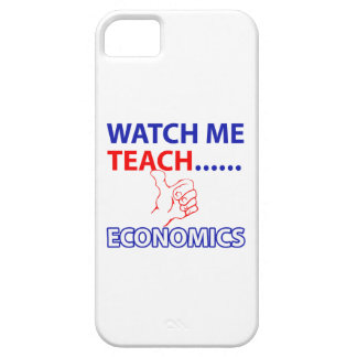 ECONOMICS teacher design iPhone SE/5/5s Case