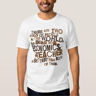 Economics Teacher Gift T-Shirt