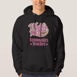 Economics Teacher Gift (Worlds Best) Hoodie