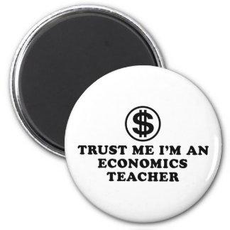 Economics Teacher Magnet