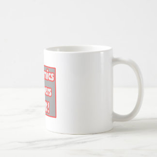 Economics Teachers Rock! Coffee Mug