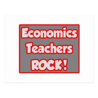 Economics Teachers Rock! Postcard
