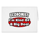 Economist ... Big Deal Card