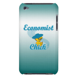 Economist Chick #3 Barely There iPod Cases