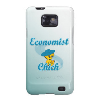 Economist Chick #3 Galaxy SII Cover