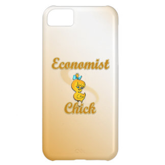 Economist Chick Cover For iPhone 5C