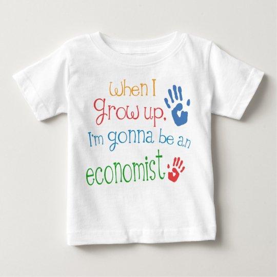 Economist (Future) Infant Baby T-Shirt
