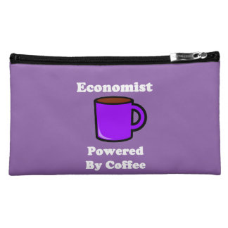 """""""Economist"""" Powered by Coffee Cosmetic Bag"""