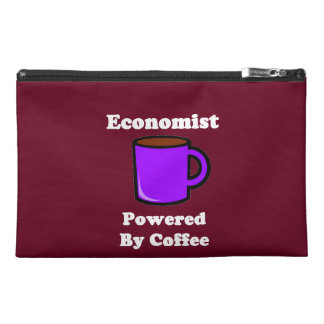 """""""Economist"""" Powered by Coffee Travel Accessories Bags"""