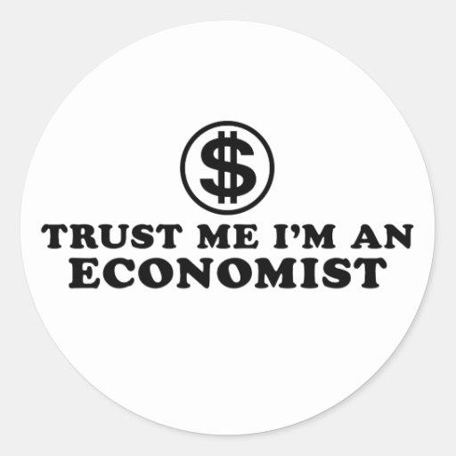 Economist Stickers