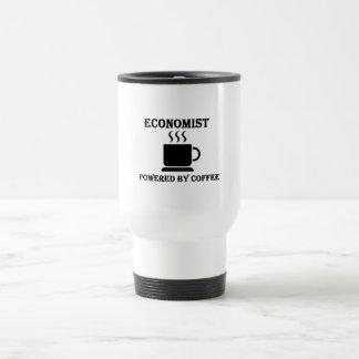"""""""Economista"""" accionado por el café Taza De Viaje"""