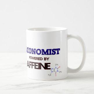 Economista accionado por el cafeína taza clásica