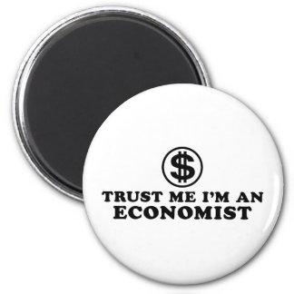 Economista Imán Redondo 5 Cm