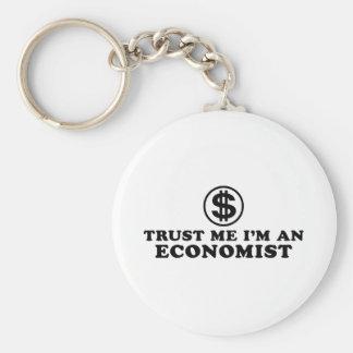 Economista Llavero Personalizado