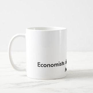 Economists do everything with Models Coffee Mug