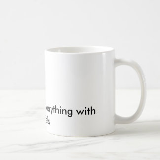 Economists do everything with Models Coffee Mugs