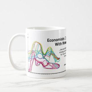 Economists Do It With Models Basic Mug