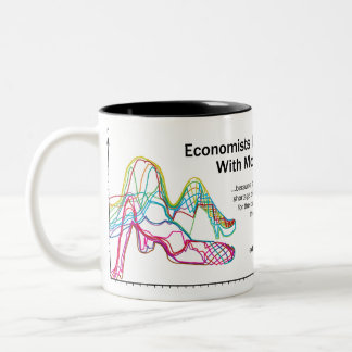 Economists Do It With Models Two-Tone Mug