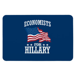 ECONOMISTS FOR HILLARY MAGNET