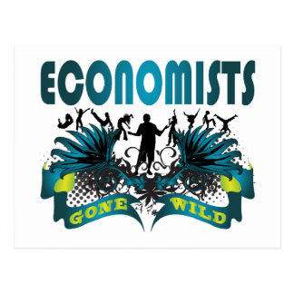Economists Gone Wild Postcard