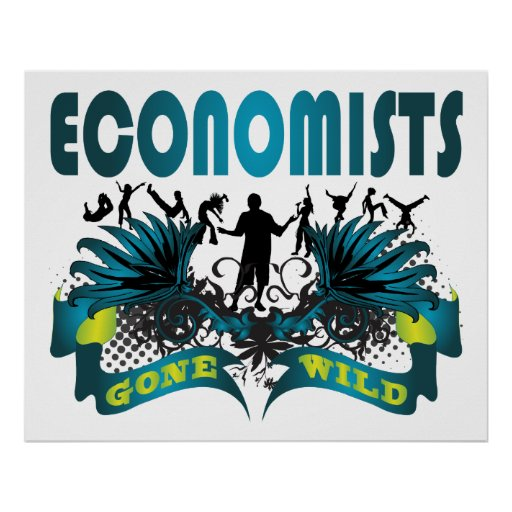 Economists Gone Wild Poster