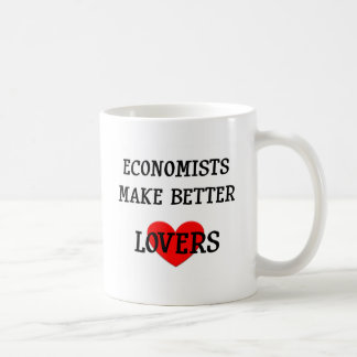 Economists Make Better Lovers Classic White Coffee Mug