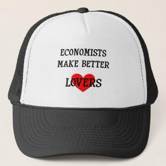 Economists Make Better Lovers Trucker Hat