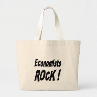 Economists Rock! Tote Bag