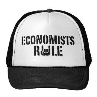 Economists Rule Hat