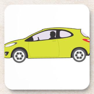 Economy Car Coaster