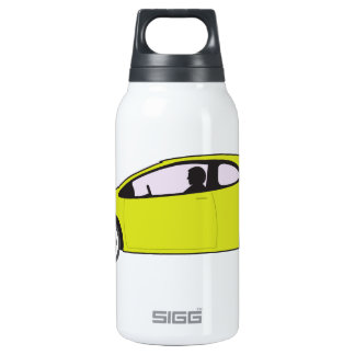 Economy Car Insulated Water Bottle