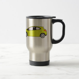 Economy Car Coffee Mugs