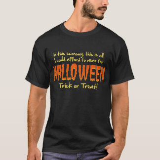 ECONOMY HALLOWEEN - t-shirt
