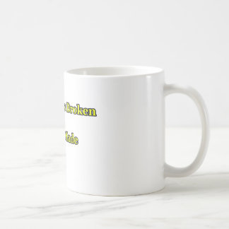 Economy is Broken Union Made The MUSEUM Zazzle Gif Mug